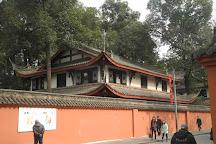 Wenshu Yuan Monastery, Chengdu, China