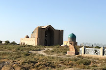 Hilvet Semi-Underground Mosque, Turkestan, Kazakhstan