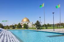 Gypjak Mosque, Ashgabat, Turkmenistan