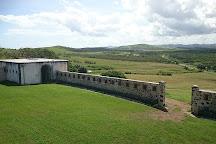 Fort Teremba, La Foa, New Caledonia