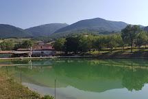 Lago di Villo, Fabriano, Italy