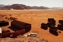 Real Bedouin Experience Tours & Camp, Wadi Rum, Jordan