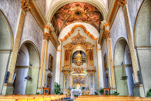 Santuario Nuestra Senora de Queralt, Berga, Spain