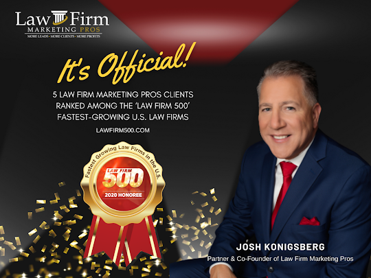 Law Firm 500 - Law Firm Marketing Pros