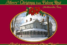 Falcon Rest Mansion & Gardens, McMinnville, United States
