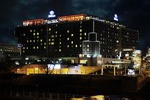 Casino Atrium Hilton, Prague, Czech Republic