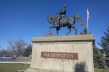 Soldiers Walk Memorial Park, Arcadia, United States