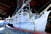 Samudraraksa Ship Museum, Magelang, Indonesia