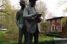 Denkmal Heinrich Zille, Berlin, Germany