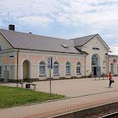 Железнодорожная станция  Kretinga
