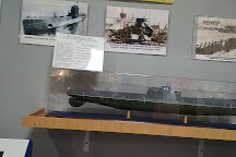 History of Russian Submarine Forces Museum, St. Petersburg, Russia