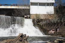 Chagrin Waterfalls, Chagrin Falls, United States