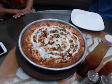 Almaida Pizza Garden faisalabad D Ground