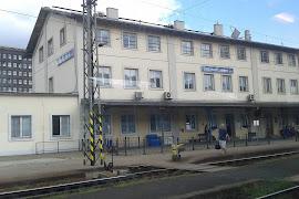 Станция  Usti Nad Labem Zapad