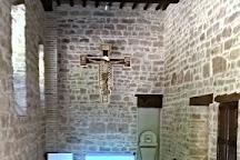 Basilica of Saint Ubaldo, Gubbio, Italy