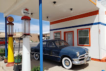 Pete's Rt 66 Gas Station Museum, Williams, United States