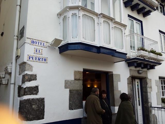 Hotel el Puerto Portu Kalea, 1
