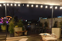 Queen Elizabeth Roof Garden Bar & Cafe, London, United Kingdom