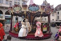 Place de la Liberation, Dijon, France