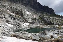 Kokanee Glacier Provincial Park, Ainsworth Hot Springs, Canada