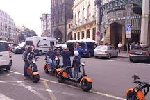 Prague Scooter, Prague, Czech Republic