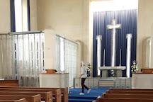 St Matthew's Church - Glass Church, St. Lawrence, United Kingdom