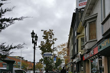 Greektown on the Danforth, Toronto, Canada