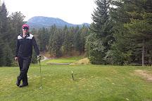 Crowsnest Pass Golf Club, Blairmore, Canada