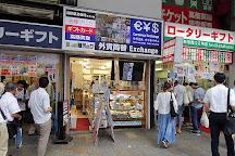 Omoide Yokocho, Nishishinjuku, Japan