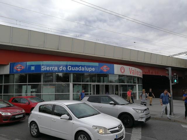 Cercanías-Vallecas