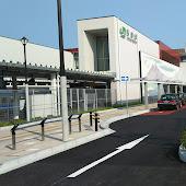 Железнодорожная станция  Ishioka