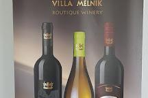 Villa Melnik Winery, Harsovo, Bulgaria