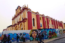 Catedral de San Cristobal de Las Casas, San Cristobal de las Casas, Mexico