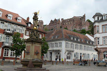 Altstadt (Old Town), Heidelberg, Germany