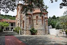 Saint Riginos Monastery, Skopelos Town, Greece