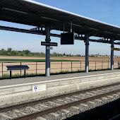 Железнодорожная станция  Entzheim Aeroport