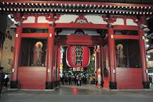 Senso-ji Temple, Taito, Japan
