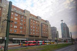 Автобусная станция  S U Alexanderplatz Bhf