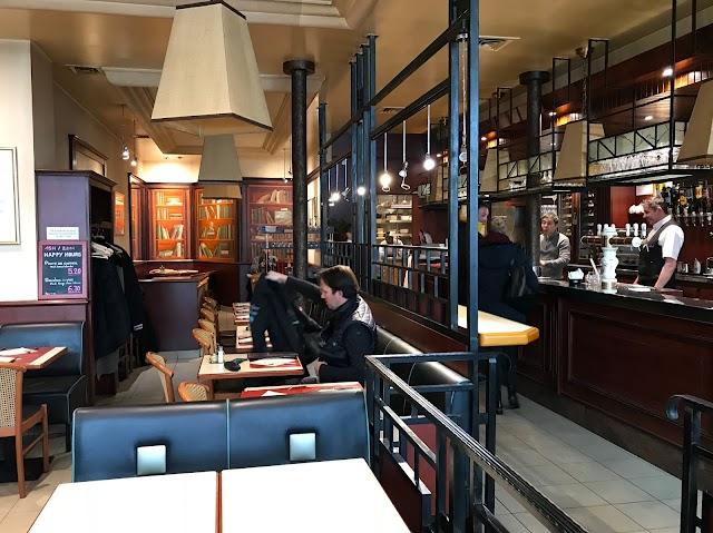 Brasserie de la Porte Dauphine