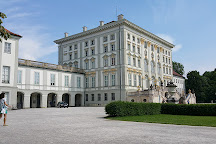 Nymphenburg Palace (Schloss Nymphenburg), Munich, Germany