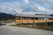Nesk's Footbridge, Gorenja Vas, Slovenia