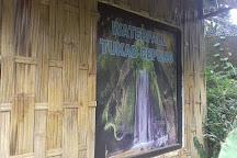 Tukad Cepung Waterfall, Tembuku, Indonesia