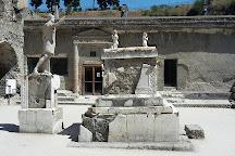 House of the Skeleton, Ercolano, Italy