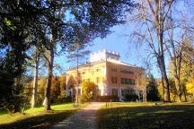 Villa Palladienne, Syam, France