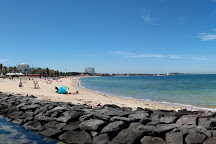 St Kilda beach, Melbourne, Australia