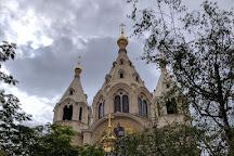 Saint-Alexandre-Nevsky Cathedral of Paris, Paris, France