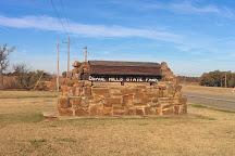 Osage Hills State Park, Pawhuska, United States