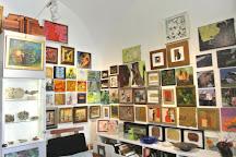 Kiskep Galeria, Budapest, Hungary