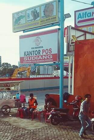 Kantor Pos Sudiang Sulawesi Selatan