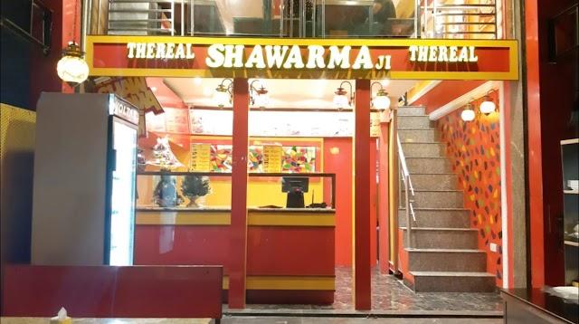 The Real Shawarma Ji